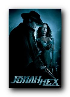 Jonah Hex Poster Movie 24x36 Sexy Megan Fox 0143