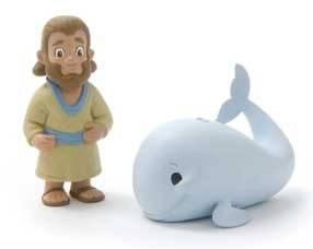 ales of Glory Jonah Big Fish Figures 505249  