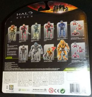 New McFarlane Halo Reach Series 4 No Helmet Jorge
