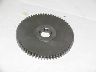 Jones Lamson Lead Change Gear for Thread Grinder