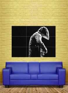 The Brian Jonestown Massacre Custom Art Work Giant Poster Print 89x125 cm NC5956