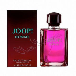 Joop Homme Eau de Toilette Spray 4 2oz 125ml Low Intl Shipping 556780009035