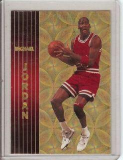 Michael Jordan Big Bang Cards Promo Card