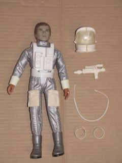 "70's Mego James Bond Moonraker 12"" Doll Figure 30 Cm"