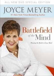 Battlefield of The Mind DVD Joyce Meyer 013131634693