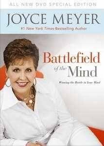 Battlefield of The Mind DVD Joyce Meyer 013131634693