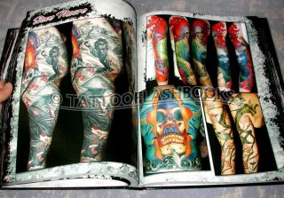 Mike DeVries Tattoo Prodigies Flash Machine Gun Book