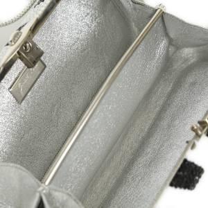 Judith Leiber Crystal Starburst Clutch Bag Custom