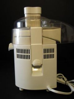 Juiceman Professional Series JM211 Juice Extractor Juicer Free USA Shipping EUC
