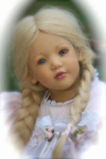 Annette Himstedt Jule 1992 93 Summer Dreams Collection Doll Extra Dress