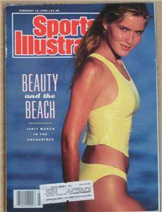 Judit MASCO 1990 Sports Illustrated Swimsuit