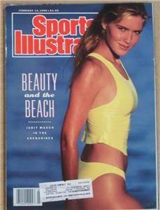 Judit MASCO 1990 Sports Illustrated Swimsuit