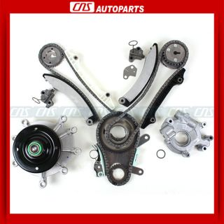 Dodge Jeep 3 7L Timing Chain Water Pump Oil Pump Jtec System