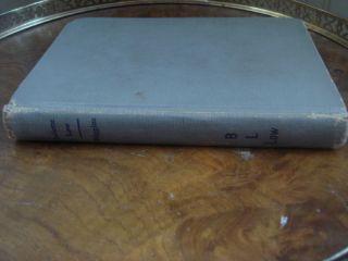 Book Juliette Low Girl Scout Helen Higgins 1951 1st Ed