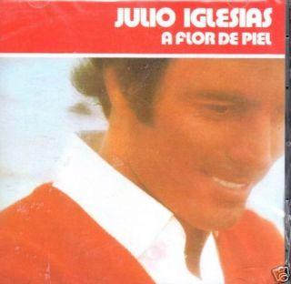 Julio Iglesias A Flor de Piel CD