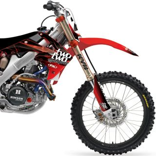 Chad Reed 2012 Two Two Motorsports Team Graphic Kit Honda w Your Name
