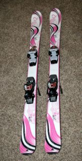 K2 Luv Bug 124cm Girls Skis