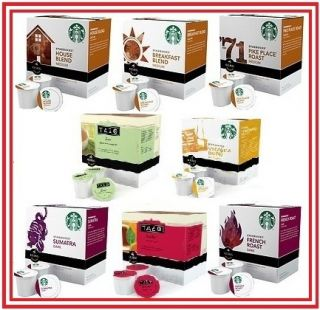 Keurig K Cups Starbucks Coffee Collection A Must Taste Flavor Great