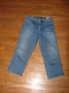 Cambio Karen Size 4 Womens Jeans Capri Cropped RARE R