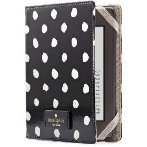 Kate Spade New York New Kindle and Kindle Touch Case Cover, Normandy