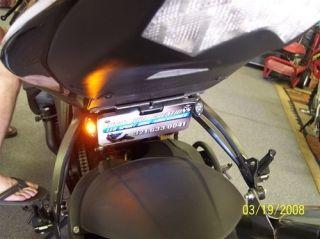2008 2010 Kawasaki ZX10R SS LED Fender Eliminator Kit