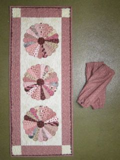 Table Runner and Apron Sleeves Kit Kathleens Kitchen Complete