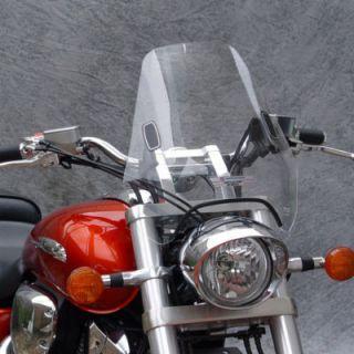 Windshield Kawasaki Vulcan 2000 VN2000 2004 2005 2006 2007 2008 2009