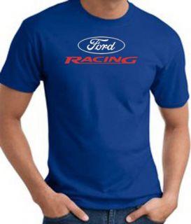 Ford Racing Classic Car Adult Tee Shirt T Shirt
