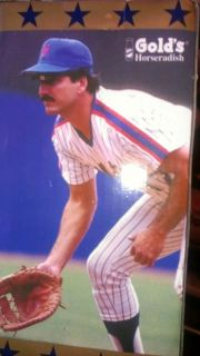 2012 Keith Hernandez Bobblehead New York Mets NY Bobble St. Louis