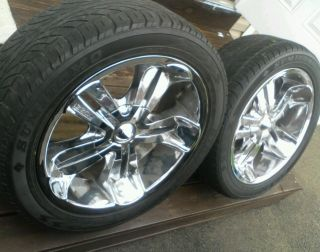 Tires and Rims for F 150 Harley Davidson Xpedition Navigator