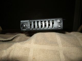 Kenwood 5 Band Graphic Equalizer KGC 4042A