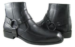 New Kenneth Cole Mens East Bound Le Black Boots US
