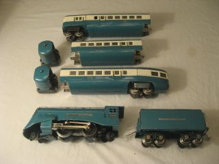 Vintage Lionel Train Set Extra Nice