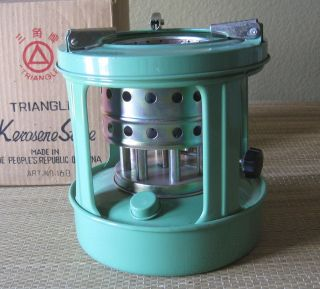 Triangle Kerosene Single Burner Stove Unused in Box Model 168
