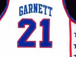 Kevin Garnett McDonald All American Jersey New Any Size
