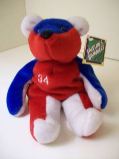 Kerry Wood Red White Blue 34 8 Salvinos Bammers
