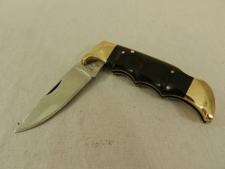 VINTAGE KNIFE KERSHAW MODEL 1050 FOLDING FIELD KNIFE VINTAGE HUNTING