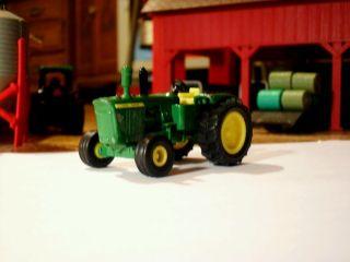 64 Ertl Farm Toy John Deere 5020 Tractor Vinatge