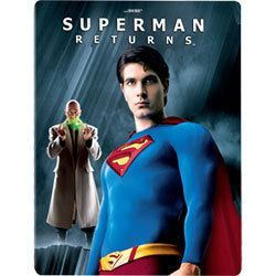 Superman Returns Steelbook Blu Ray Kevin Spacey DC Comics Superhero
