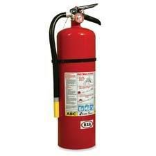 Kidde Fire and Safety Fire Extinguisher Rechargeable Impact Resistant