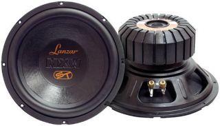 MXW10D 10 700 Watt Dual Voice Coil Small Enclosure Subwoofer