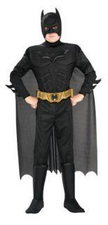 Deluxe Batman Dark Knight Kids Halloween Costume