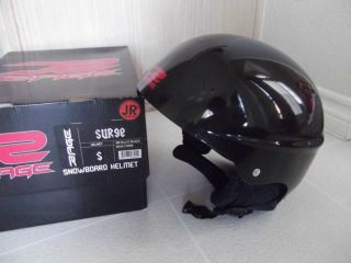Kids Rage Snowboard Ski Helmet Child Youth Size Small