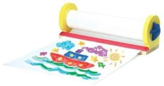 Alex Toys Table Top Paper Dispenser Kids Arts Crafts Painting Drawing
