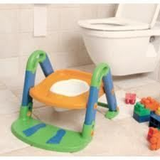 Baby toilet seat by Kids Kit 3 in 1 product potty trainer no more