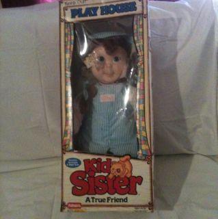 My Buddy Kid Sister Doll