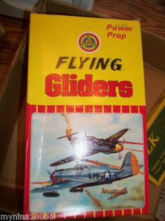 48 Flying Gliders Kids Toy Airplanes in Original Box