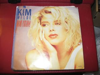 Kim Wilde 7 inch Vinyl Record You Came from Album Close RARE