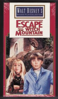 Mountain Disney 1995 VHS Eddie Albert Ray Milland Kim Richards