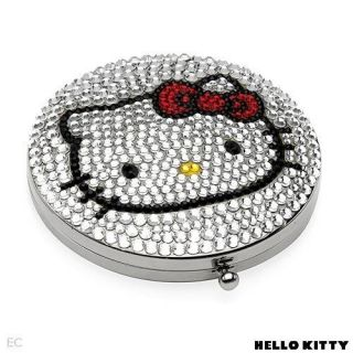 KIMORA LEE SIMMONS HELLO KITTY BASE METAL MULTICOLOR CRYSTALS MAKEUP